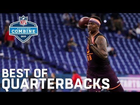 Best of Quarterback Workouts! | 2019 NFL Combine Highlights