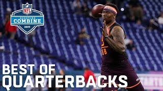 Best of Quarterback Workouts! | 2019 NFL Combine Highlights