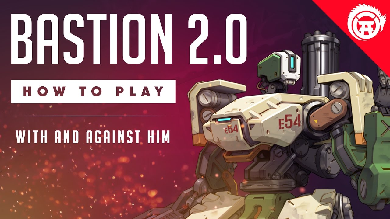 Watch How to Play As Bastion in Overwatch video
