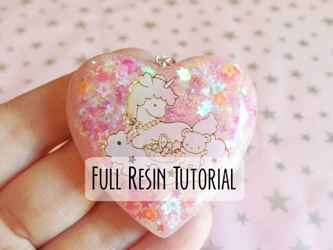 Resin Tutorial for Beginners