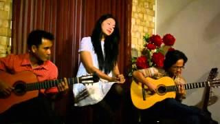 Nước Mắt Một Linh Hồn - Anh Bằng - Ms Giang Đỗ - Cafe nhạc mộc Grin