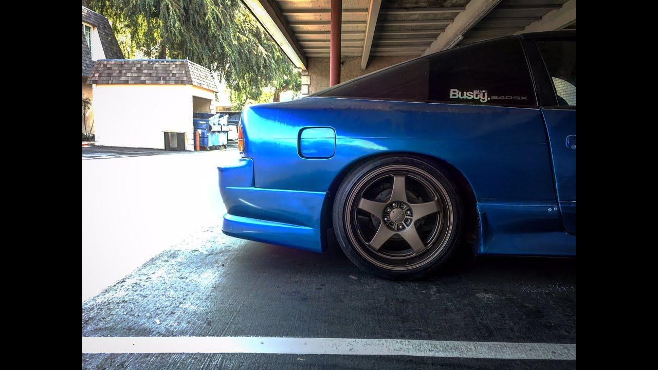 Anodized Blue Car Paint