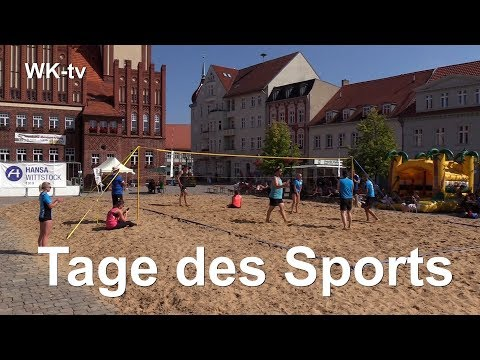 Tag des Sports