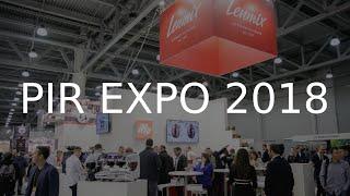 Lenmix на PIR EXPO 2018