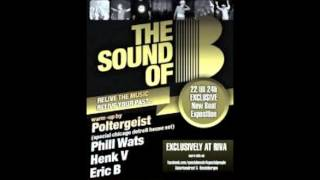 Sound of B 2013 - Live DJ set by Eric