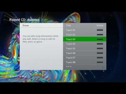 How to download music to your xbox 360