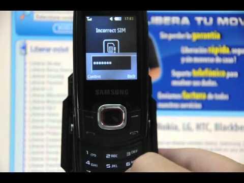 Liberar Samsung C5130, cómo desbloquear Samsung C5130 de Movistar - Movical.Net