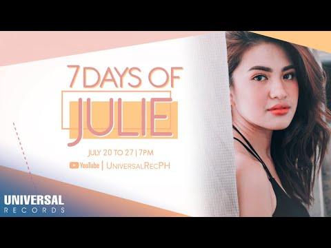 Julie Anne San Jose - 7 Days of Julie (Official Teaser)