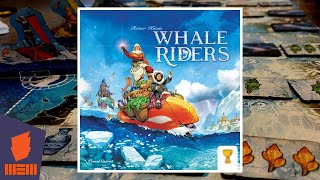 Whale Riders — Fun & Board Games w/ WEM