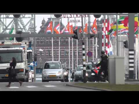 PRIO 1 VIP TRANSPORT  IN Rotterdam