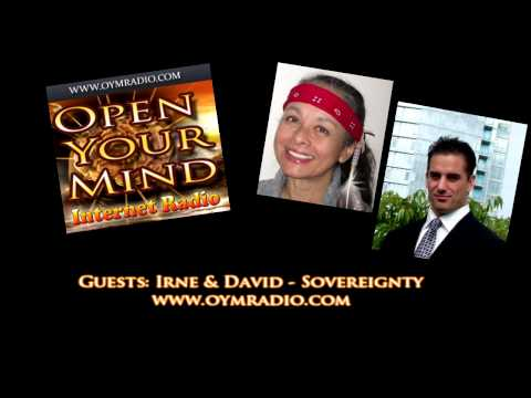 Open Your Mind (OYM) Radio - Irene & David - 19th April 2015