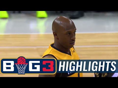 Power Vs Killer 3s | BIG3 HIGHLIGHTS