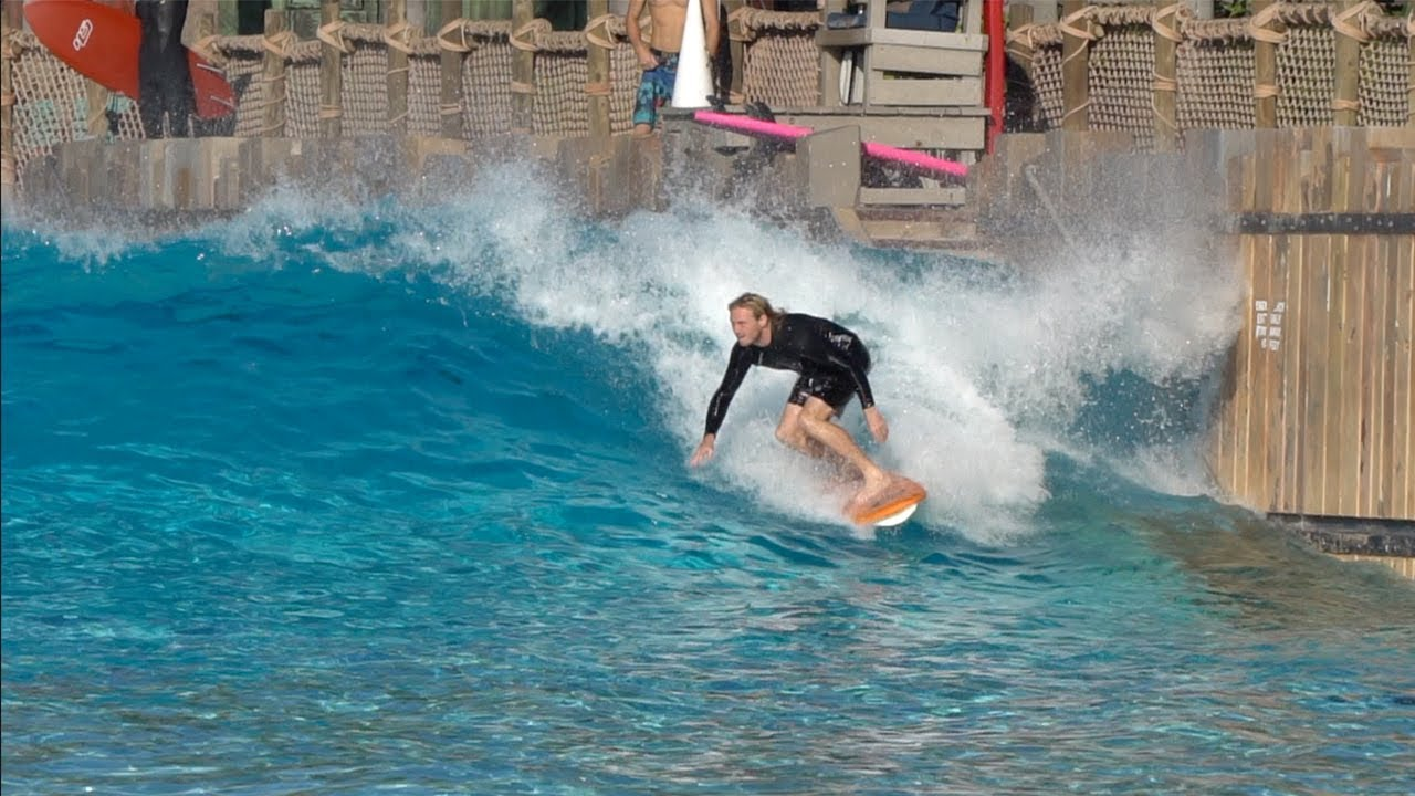 We Compared Prices of All the Wave Pools Open to the Public
