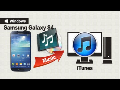 how to transfer videos from samsung galaxy s4 to computer