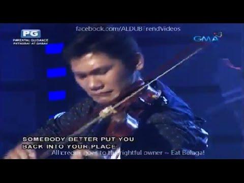Eat Bulaga Music Hero September 26 2016 Full Episode #ALDUBIkawLang