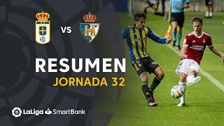 Resumen de Real Oviedo vs SD Ponferradina 0 0