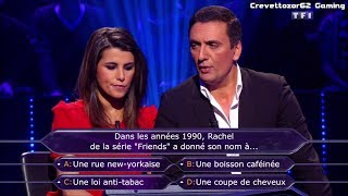 Qui Veut Gagner Des Millions - 02/01/2015 - Dany Brillant et Karine Ferri