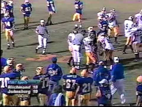 Johnsburg SKYHAWKS 1999 Toussaint Highlight