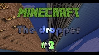 [END] Minecraft ~ The Dropper #2 - HUMAN HEART?!