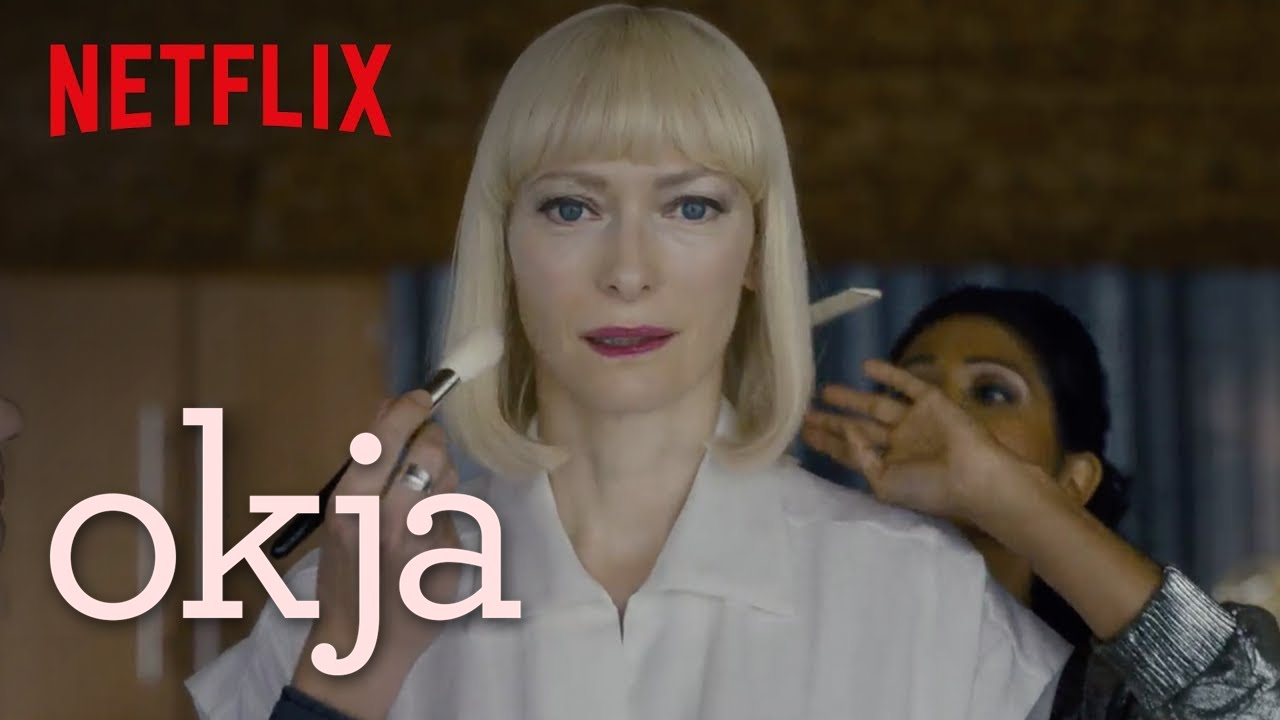 OKJA | Teaser [HD] | Netflix -...
