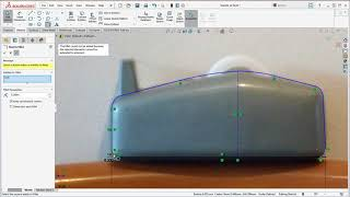 19 SolidWorks How to Use Sketch Picture to Create an Accurate Sketch for your Base Feature