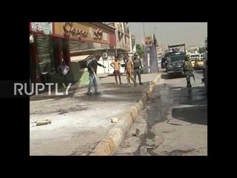 Iraq: At least six dead, 30 injured in Baghdad suicide bombing