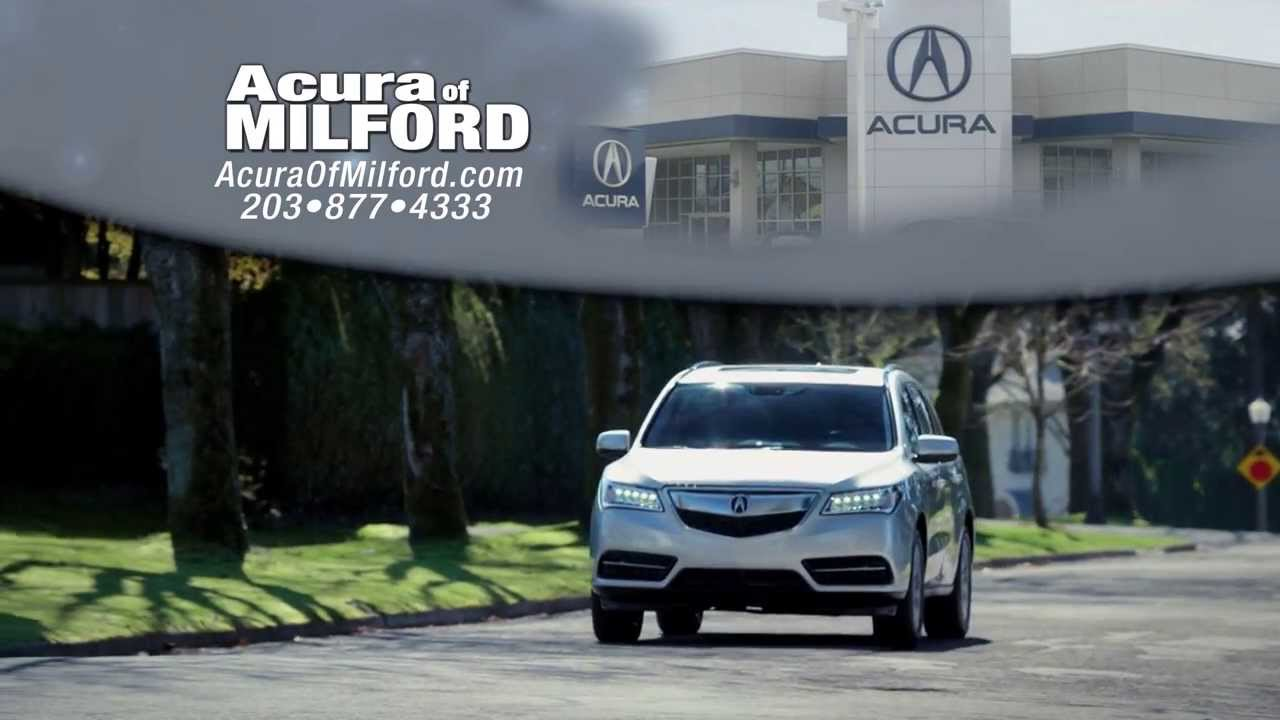 Acura Of Milford >> Cars For Sale At Acura Of Milford In Milford Ct Youtube