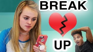 Ivey Breaks Up With Justin!!!
