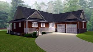 Bungalow Home Plans With Basement