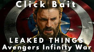 Avengers 3 Captain America Infinity war clip  one more clip  fight scenes (Leaked Things)