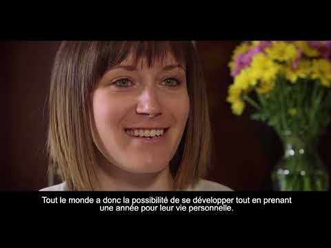He For She: Kirsten Baker subtitled
