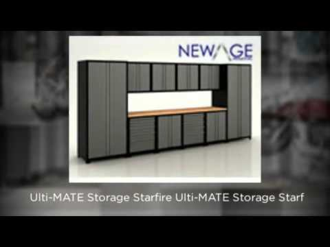 Garage Storage Systems Youtube