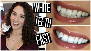 Gambar cover How to Get White Teeth Fast! Bianco Smile Review & Results