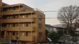 2017/11/26 特急スーパーあずさ4号新宿行き 松本駅発車後 車内放送