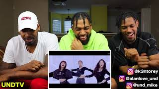 RED VELVET BAD BOY MV [REACTION]