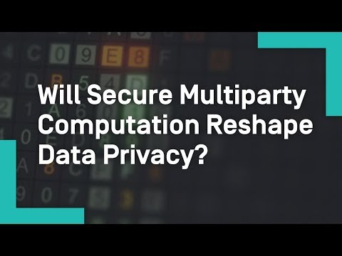 Will Secure Multiparty Computation Reshape Data Privacy?