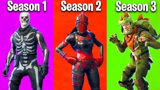 RANKING EVERY SEASON IN FORTNITE FROM WORST TO BEST!