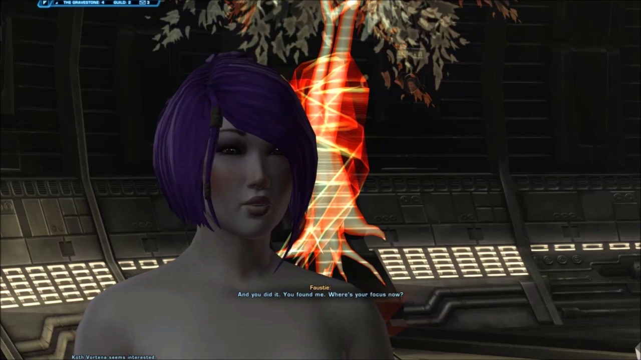 Swtor -Life Day- 2016 Holiday Nude Mod Special Nsfw -1673