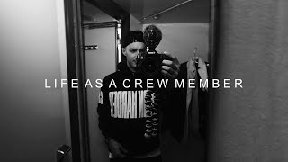 Life As A Crew Member On A Cruise Ship...