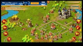 Free Android Games - Townsmen - Gameplay HD