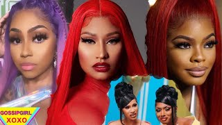 City Girls bow down to Nicki Minaj begging her for a feature to throw shade at Cardi B