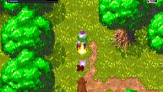 Dragon Ball Z - The Legacy of Goku II - Dragon Ball Z - The Legacy of Goku II part 2 - User video