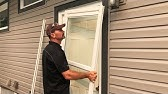 Installing Storm Doors with the 2-Hour Easy Installation