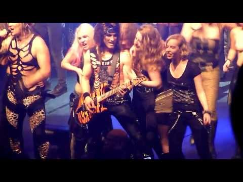 Steel Panther - Death to All but Metal - Live Paris (Bataclan), France 11 03 2014 HD