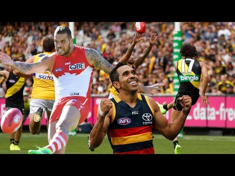 AFL 2017 Best Goals Of The Year