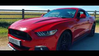 The Ford Mustang GT 5.0 V8 With 410 BHP!