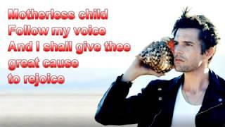 The Killers - Wonderful Wonderful (Lyrics)