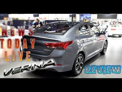 New Hyundai Verna SX 2017     2017 Car Review Detailed
