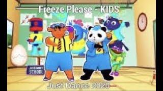 Just Dance® 2020 Kids: Freeze Please - The Just Dance School