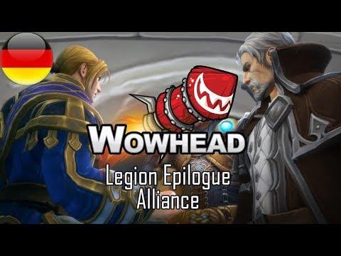 Legion Epilogue Alliance Cinematic (Deutsch)